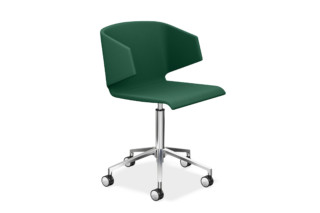 Carma V with swivel base  by  Casala