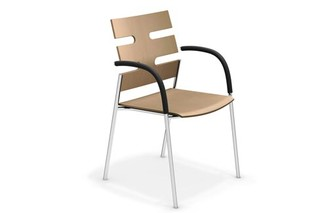 Keep Moving with armrests  by  Casala