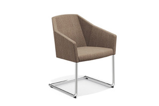 Parker III cantilever chair  by  Casala