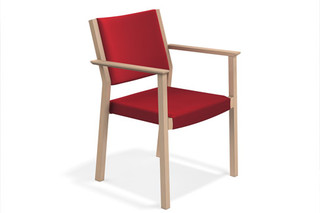 Woody Komfort Chair  by  Casala