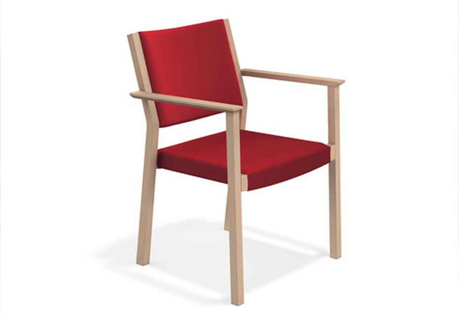 Woody Komfort Stuhl