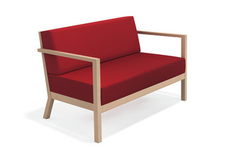 Woody Komfort Sofa  by  Casala