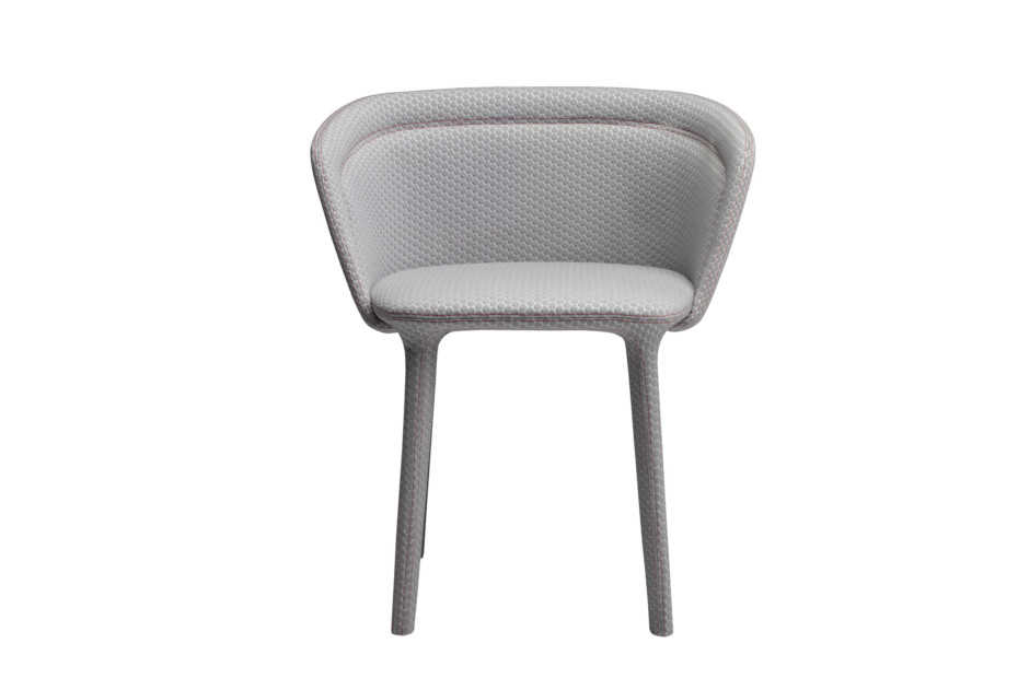 Lepel with armrests