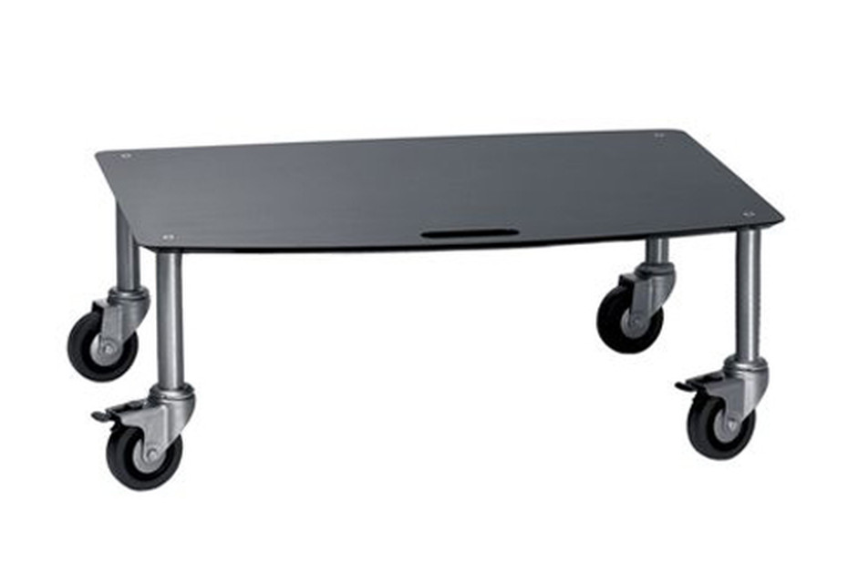Base TV-Trolley with 1 shelf