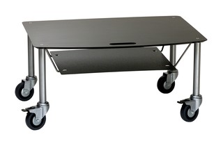 Base TV-Trolley with DVD tray  by  Cascando