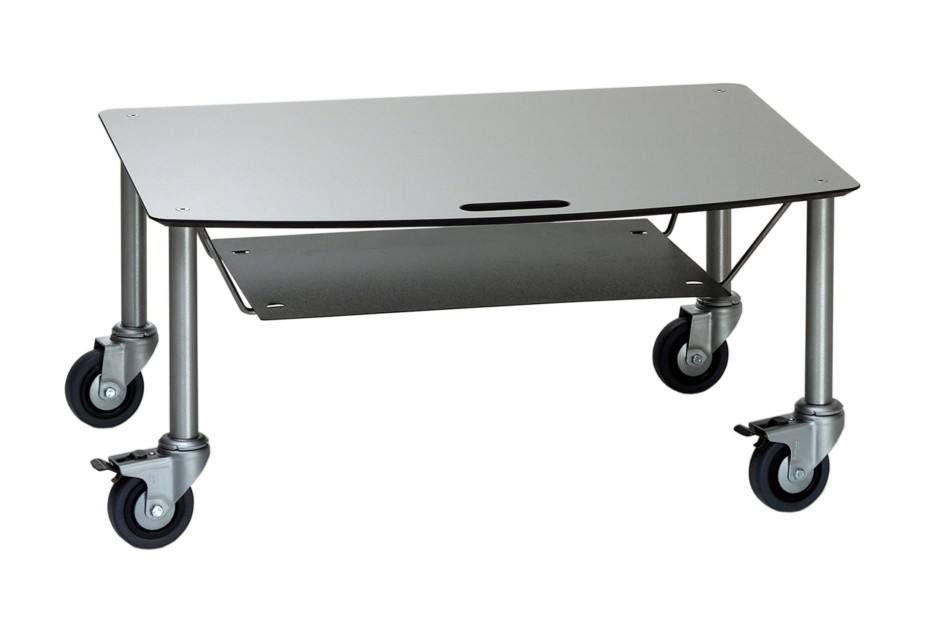 Base TV-Trolley with DVD tray