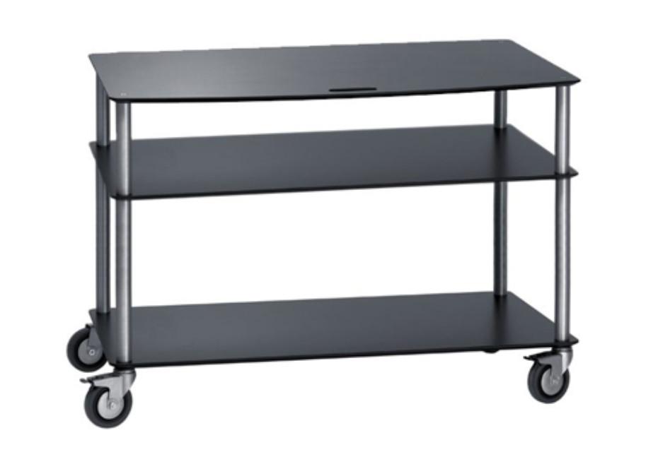 BigBase TV-Troley with 3 shelfs