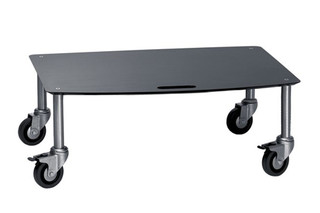 BigBase TV-Trolley with 1 shelf  by  Cascando