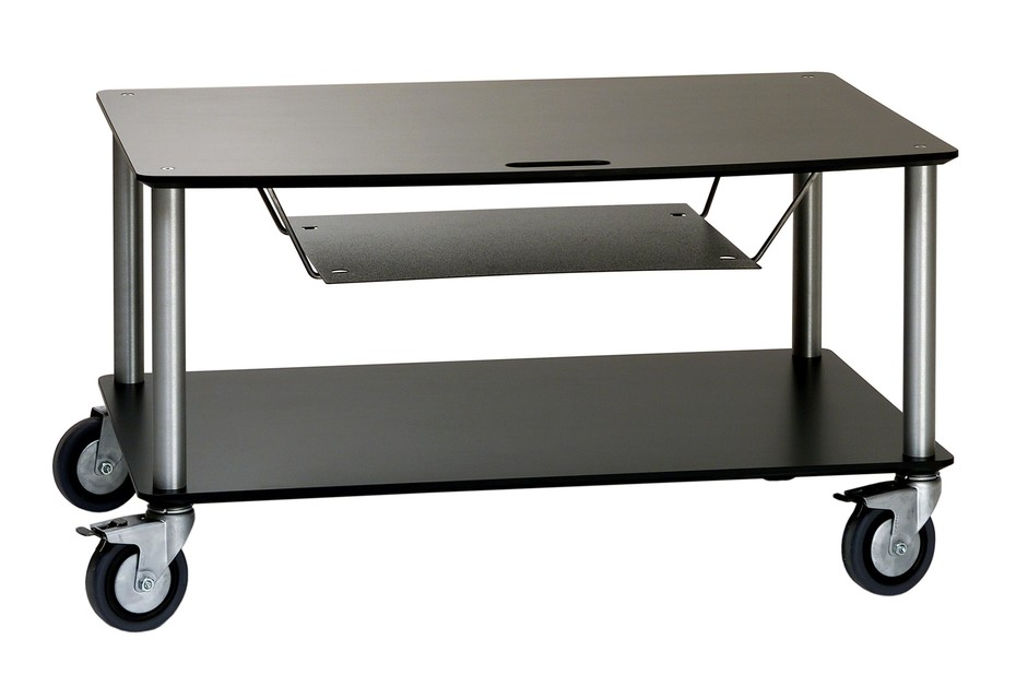 BigBase TV-Trolley with 2 shelfs + DVD tray