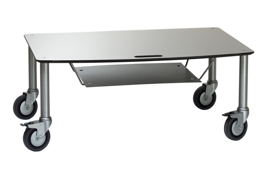 BigBase TV-Trolley with DVD tray