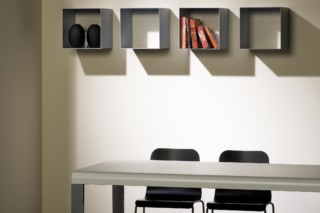 Box 01 applications (wall mounted)  by  Cascando