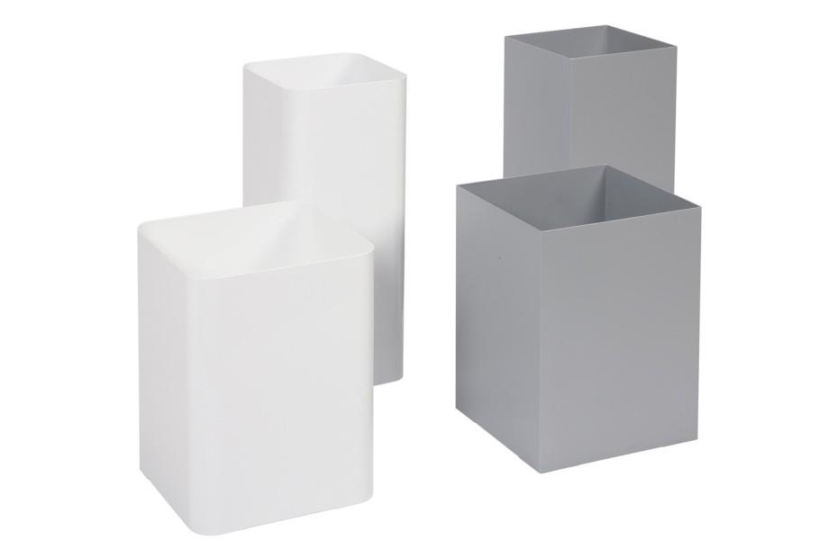 Flow paper bin