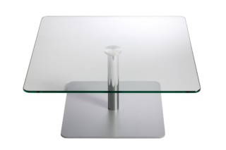 Flow salon/corner table  by  Cascando