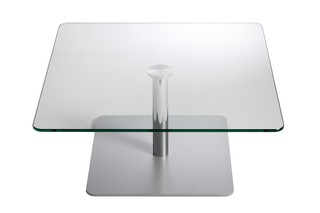 Flow salon/corner table  by  Cascando