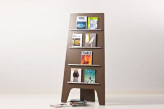 Leaf magazine rack  by  Cascando