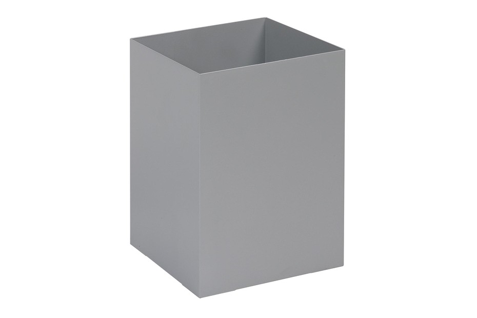 Square paper bin