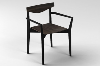 Bridge armchair  by  Case