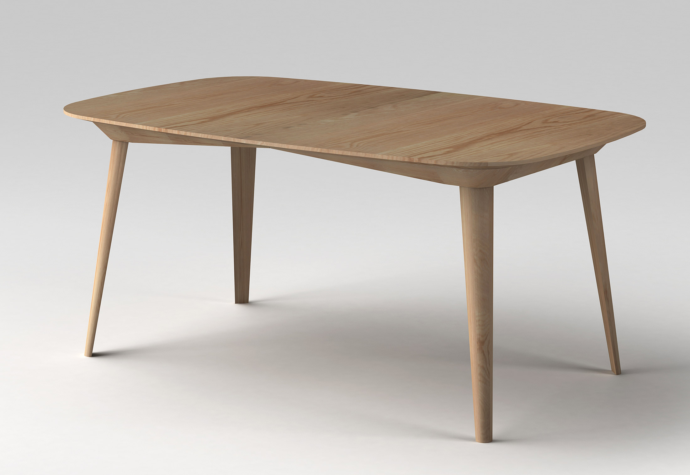 Bridge table by case stylepark for Table bridge
