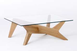 Cross coffee table  by  Case