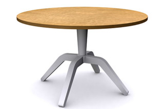 Four L table  by  Case