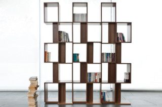 Particle shelving unit  by  Case