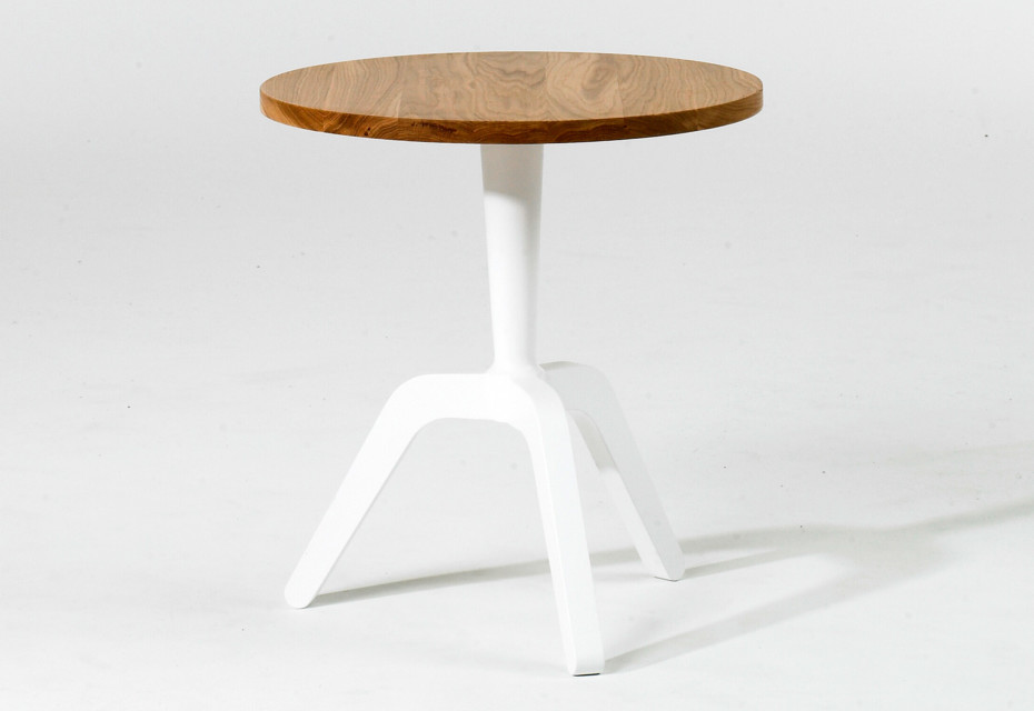 Three L side table