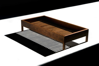 Bed n°1  von  CasimirMeubelen
