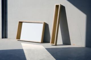Spiegel Laag  von  CasimirMeubelen