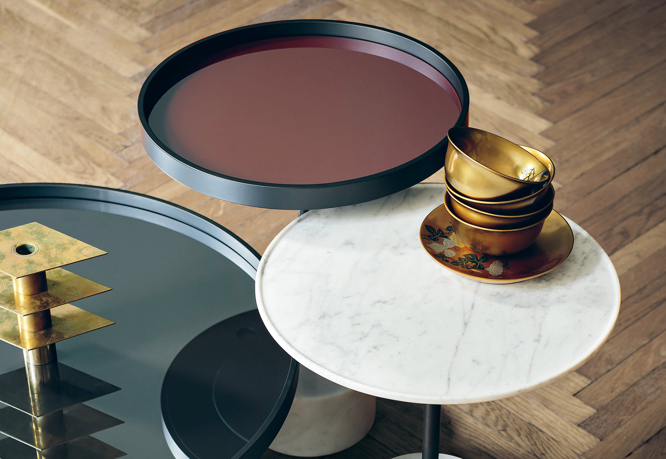 9 Side Table By Cassina Stylepark