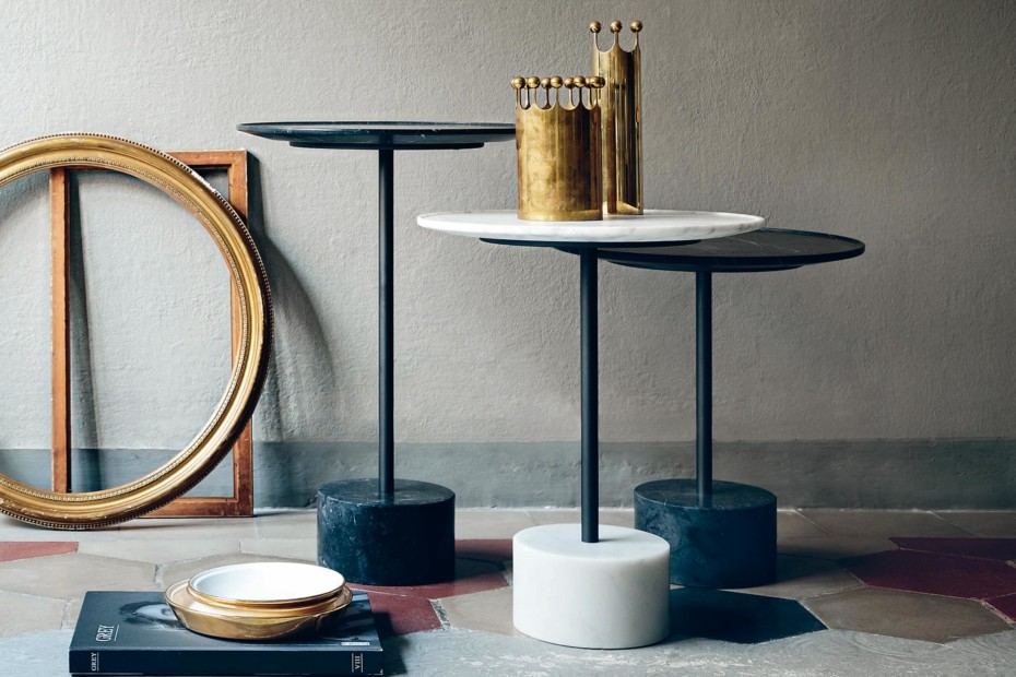 9 side table