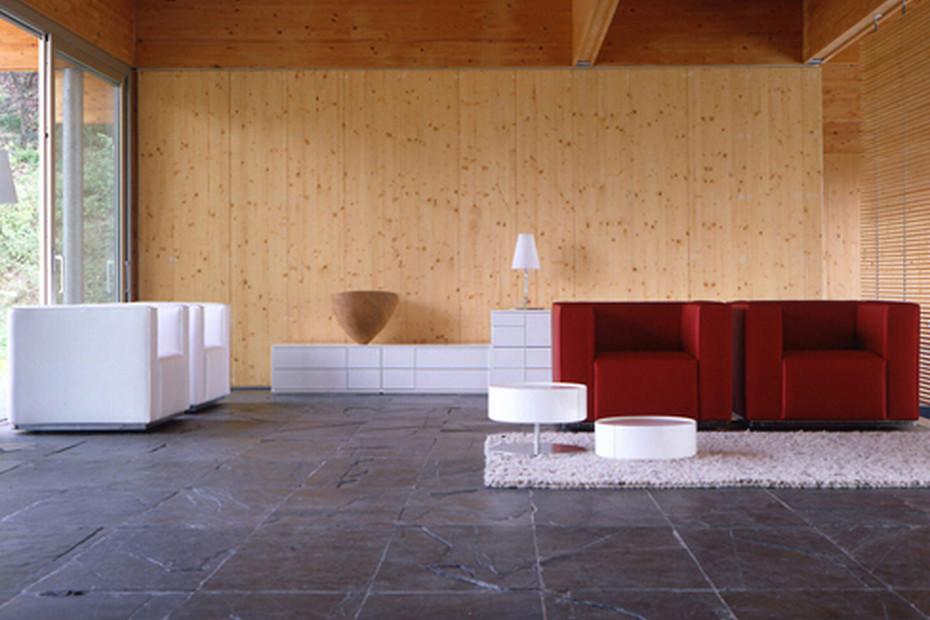 Blox armchair