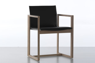 Eve wood  by  Cassina