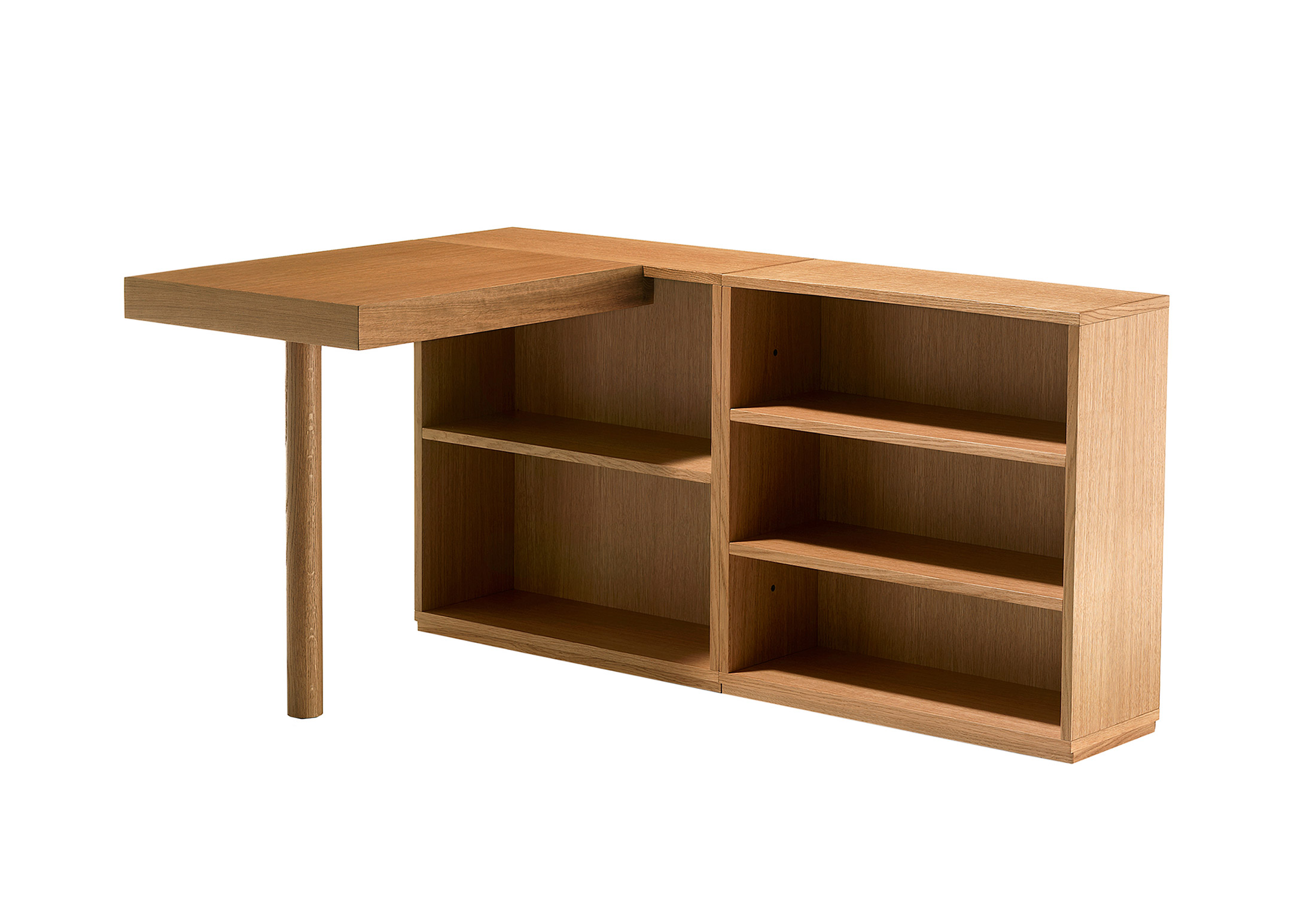 Office contract furniture storage shelving shelf systems - Lc 16 By Cassina Stylepark