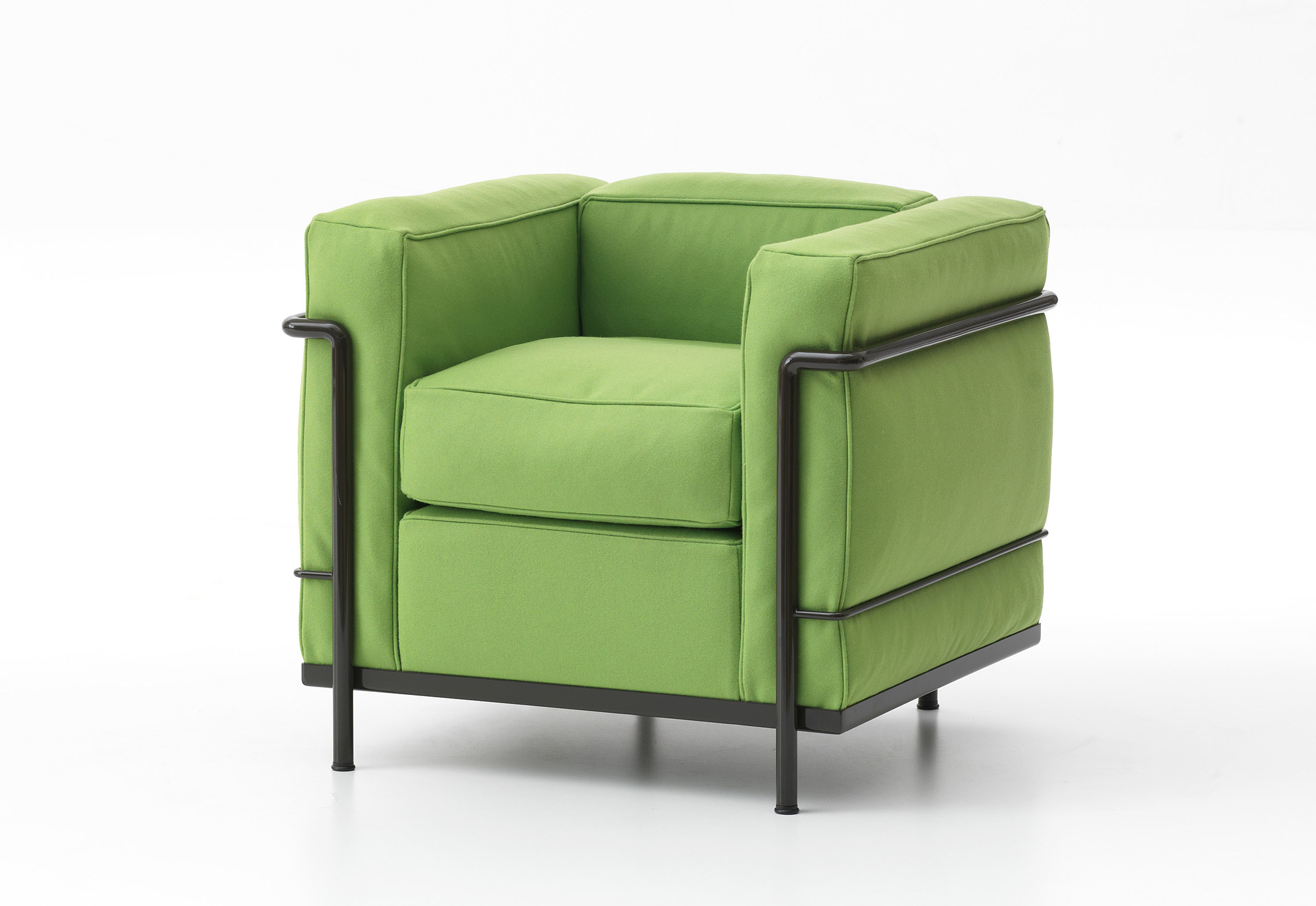Lc2 by cassina stylepark for Le corbusier lc2