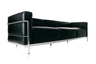 LC3 3-seater sofa  by  Cassina