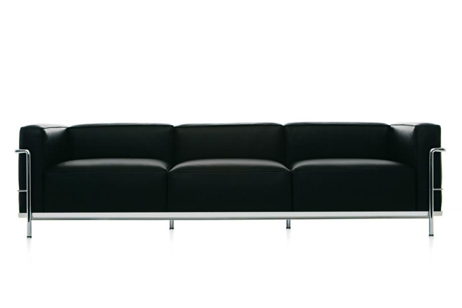LC3 3-seater sofa