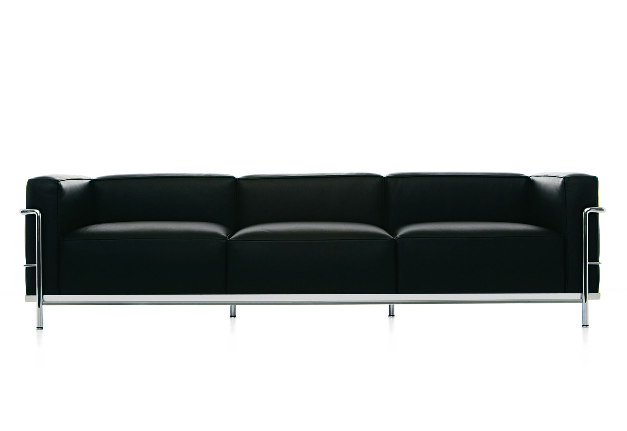 Lc3 3 Seater Sofa By Cassina Stylepark