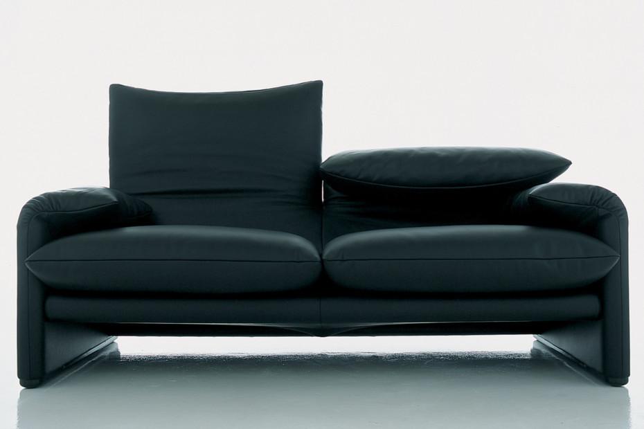 Maralunga 2-seater sofa