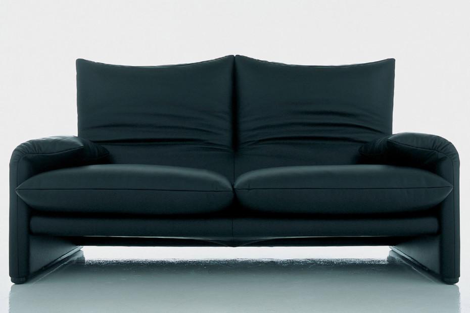 Maralunga 2-Sitzer Sofa