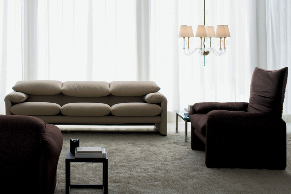 maralunga 3-seater sofa
