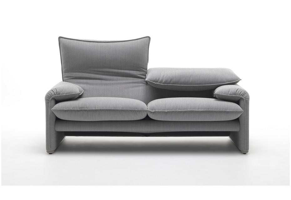 Maralunga '40 Version 2-Sitzer Sofa