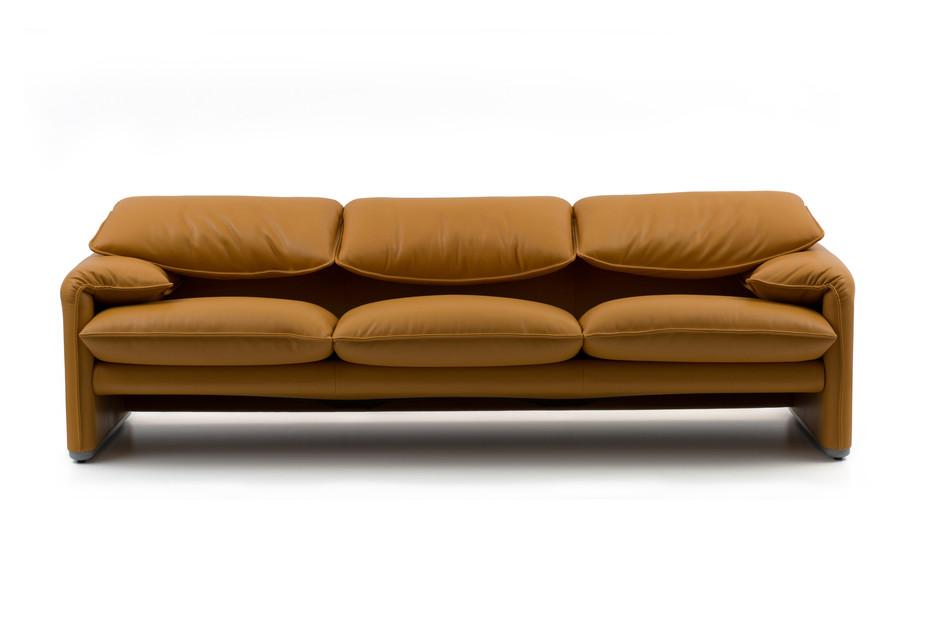 Maralunga '40 version  3-seater sofa