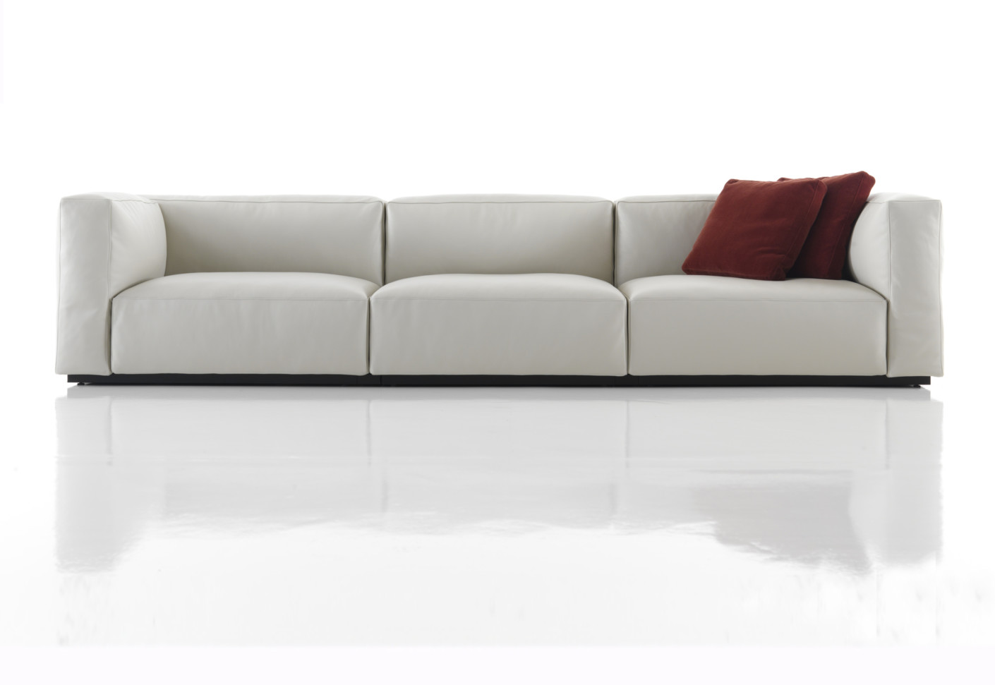 Mex cube sofa by cassina stylepark for Sofas modulares de tela