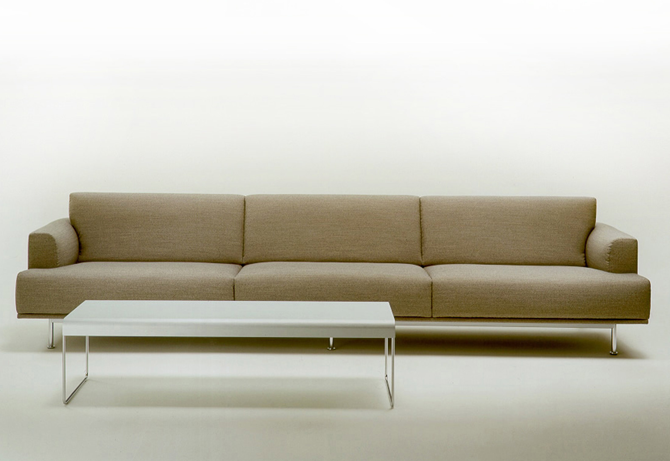 Nest 3 Seater Sofa By Cassina Stylepark
