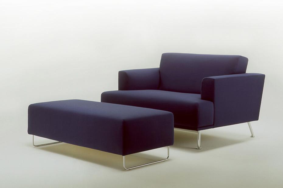 Nest armchair