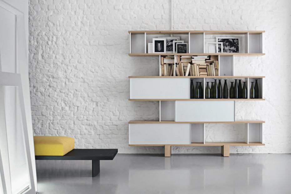 Nuage Bücherregal
