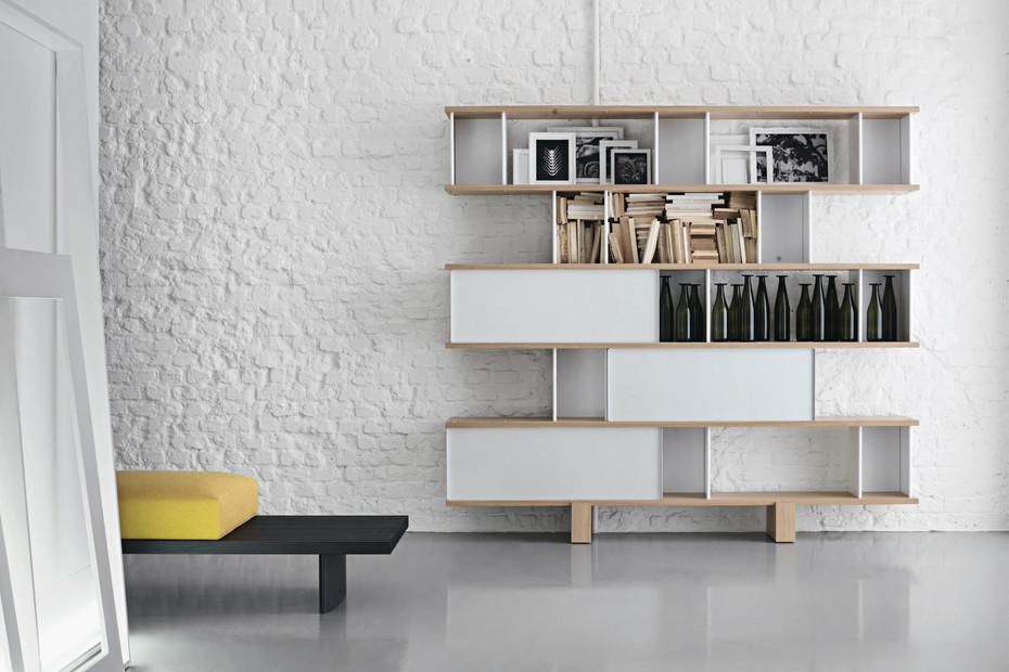 Nuage bookcase
