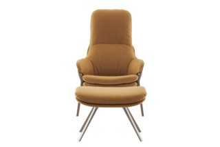P22 lounge chair  by  Cassina