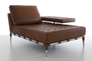 Privé Chaise Longue small  by  Cassina