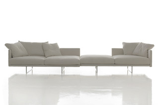 Toot Sofa white  by  Cassina